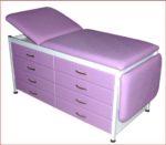 Κρεβάτι έπιπλο με συρτάρια & προέκταση