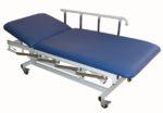 Εξεταστικό κρεβάτι με προστατευτικά πλαϊνά