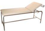 Εξεταστικό κρεβάτι με ανοξείδωτο σκελετό