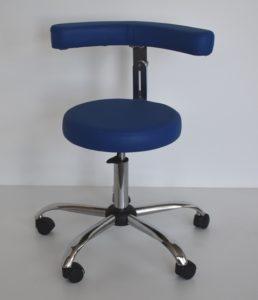 Κάθισμα medical με ρύθμιση πλάτης στο ύψος